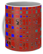 Dead Tree Abstract #4 Coffee Mug