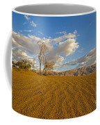Dead Tree In The Desert  Coffee Mug