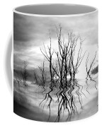 Dead Trees Bw Coffee Mug