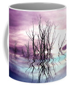 Dead Trees Colored Version Coffee Mug