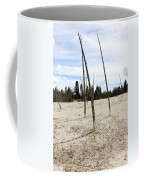 Dead Trees, Yellowstone Coffee Mug