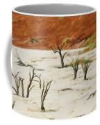 Dead Vlei Namibia Coffee Mug