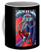 Deadhead Surfer Coffee Mug
