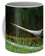 Deadwood And Pine Reflections Coffee Mug
