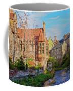 Dean Village, Edinburgh, Scotland Coffee Mug