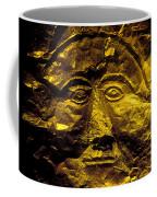 Death Mask Coffee Mug