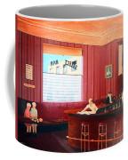 Death Of A Culture Coffee Mug
