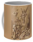 Death Of A Holy Friar Coffee Mug