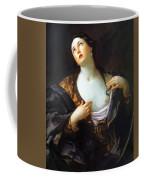 Death Of Cleopatra 1598 Coffee Mug
