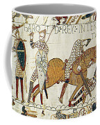 Death Of Harold, Bayeux Tapestry Coffee Mug