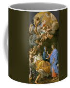 Death Of Saint Joseph Coffee Mug