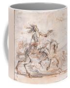 Death On The Battlefield Coffee Mug