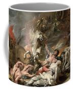 Death On The Pale Horse Coffee Mug