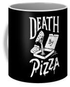 Death Pizza Coffee Mug