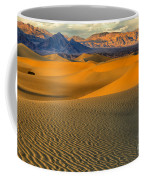 Death Valley Golden Hour Coffee Mug