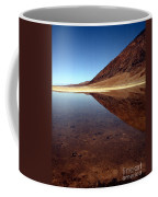 Death Valley Lake Coffee Mug