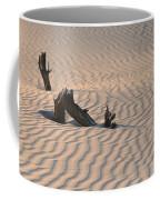 Death Valley Morning Coffee Mug by Sandra Bronstein