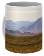 Death Valley Range Coffee Mug