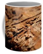 Debarked Tree Coffee Mug