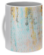 Decadent Urban Light Colored Patterned Abstract Design Coffee Mug