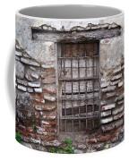 Decaying Wall And Window Antigua Guatemala 2 Coffee Mug