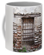 Decaying Wall And Window Antigua Guatemala 3 Coffee Mug