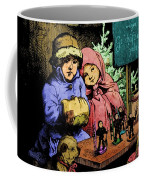 A Warm Moment On A Cold December Day Coffee Mug