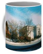 December In Philadelphia  Coffee Mug