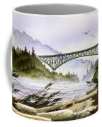Deception Pass Bridge Coffee Mug