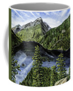 Deception Pass Painting Coffee Mug