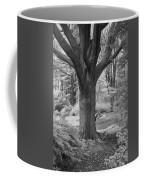 Deciduous Tree Ir Coffee Mug