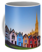 Deck Of Cards And St Colman's Cathedral, Cobh, Ireland Coffee Mug