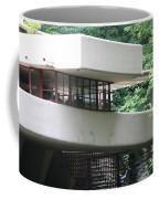 Deck View Fallingwater  Coffee Mug