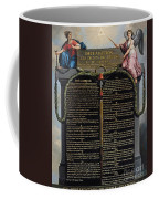 Declaration Of The Rights Of Man And Citizen Coffee Mug by French School