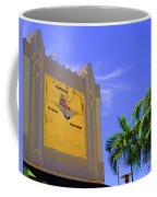 Deco Cadillac Coffee Mug