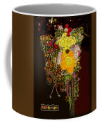 Decorated Amsterdam Bike Coffee Mug