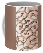 Decorations Of Art. Gothic Art Ribbings Coffee Mug