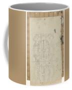 Decorative Design, Carel Adolph Lion Cachet, 1874 - 1945 W Coffee Mug