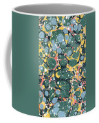 Decorative Endpaper Coffee Mug