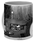 Decorative Tractor Coffee Mug