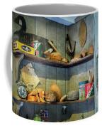 Decoy Workshop Shelves Coffee Mug