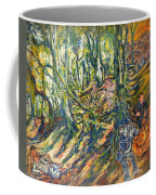 Dedicated To The Memory Of Cecil The Lion Coffee Mug