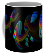 Deep Blue 2 Coffee Mug