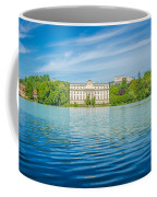 Deep Blue Salzburg Coffee Mug