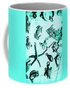 Deep Divers Display Coffee Mug