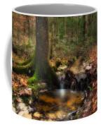 Deep Forest Creek Coffee Mug
