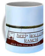 Deep Hollow Ranch Coffee Mug