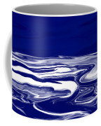 Deep In Blue Coffee Mug