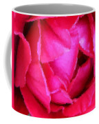 Deep Inside The Rose Coffee Mug