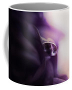 Deep Purple Velvet Coffee Mug